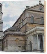 Roman Church Wood Print