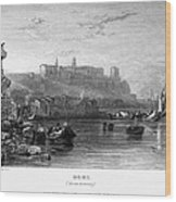 Rome: Aventine Hill, 1833 Wood Print by Granger