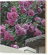 Rosiage Wood Print