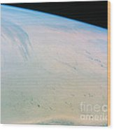 Ross Ice Shelf, Antarctica Wood Print