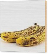 Rotten Bananas Wood Print by Blink Images