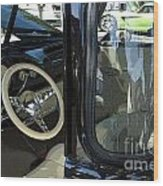 Route 66 Classic Trucks 2 Wood Print