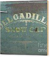 Route 66 Del Gadillos Wood Print