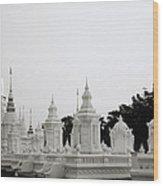 Royal Cemetery Wood Print