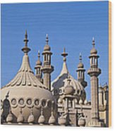 Royal Pavillion - Brighton England Wood Print