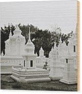 Royal Remembrance Wood Print