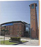 Royal Shakespeare Theatre Wood Print