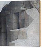 Royal Tomb Wood Print