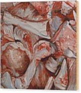 Rubedo - Blood Sacrifice Wood Print