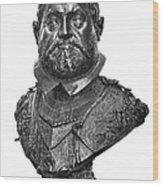 Rudolf II (1552-1612) Wood Print
