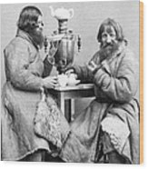 Russia: Samovar, C1860 Wood Print