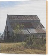 Rusted Barn Wood Print