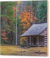 Rustic Colors Wood Print