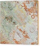 Rustic Impression Wood Print