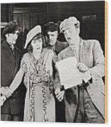 Ruth Of The Rockies, 1920 Wood Print