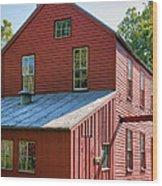 Saddle Factory Museum IIi Wood Print