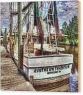 Safe Harbor Southern Tradition Wood Print