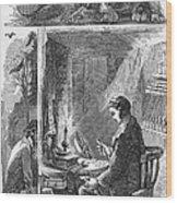 Samuel Crompton (1753-1827) Wood Print