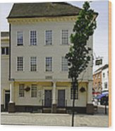 Samuel Johnson Birthplace Museum Wood Print