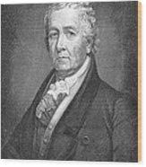 Samuel Latham Mitchill Wood Print