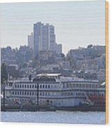 San Francisco Collection # 23 Wood Print