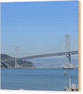 San Francisco Collection # 29 Wood Print