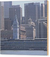 San Francisco Collection #20 Wood Print