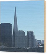 San Francisco Collection #24 Wood Print