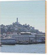 San Francisco Collection #26 Wood Print