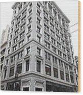 San Francisco Shreve And Company On Grant Street - 5d17918 Wood Print