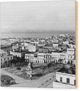 San Juan - Puerto Rico - C 1900 Wood Print
