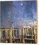 San Marco Dream Wood Print