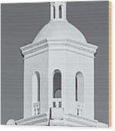 San Xavier Del Bac Mission Iv Wood Print