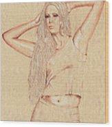 Sandra Wood Print