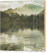 Sandwick View Wood Print