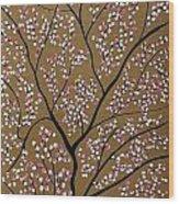 Sanshet Jann Wood Print