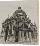 Santa Maria Della Salute Venice Wood Print