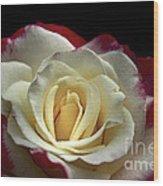 Sarah's Rose Wood Print