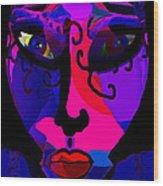 Sarina Wood Print