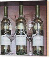 Sauvignon Blanc Wood Print