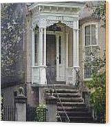 Savannah Doorway Wood Print