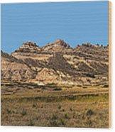 Scenic Western Nebraska Wood Print