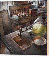 Science - Chemist - Scientific Discoveries  Wood Print by Mike Savad