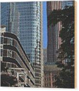 Scotiabank Wood Print