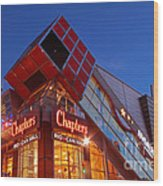 Scotianbank Theatre And Chapters Building Wood Print