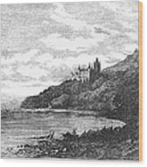 Scotland: Dunrobin Castle Wood Print