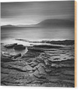 Scotland Elgol II Wood Print