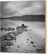 Scotland Loch Lomond Wood Print