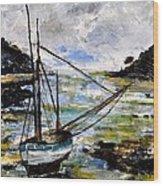 Seascape 695232 Wood Print