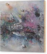 Seascape00037 Wood Print